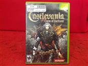 Castlevania: Curse of Darkness (Microsoft Xbox, 2005)